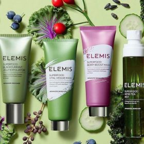 Amore Facial Elemis Products
