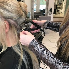 Hair Extension Bonds