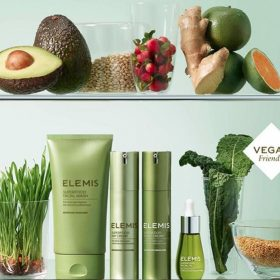 Amore Facial Elemis Vegan Products