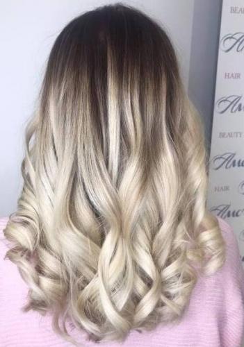 Amore Hair & Beauty Soft Balyage Hair