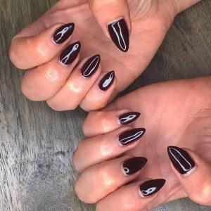 Beautiful Shiny Nails