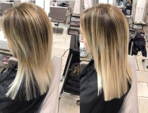 Great lengths bonds for thickness