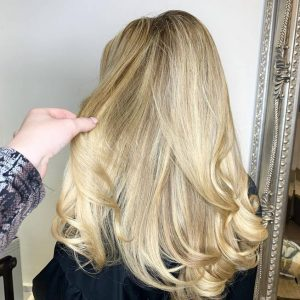 Amore Blond Blow Dry