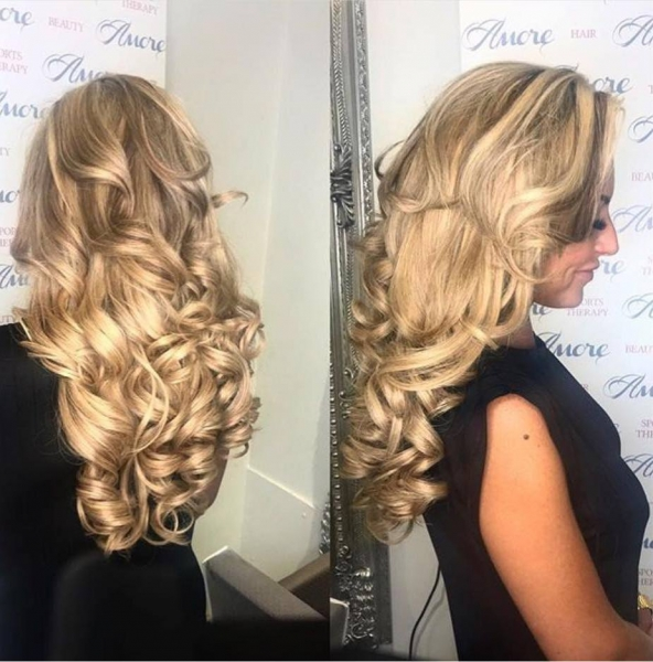 Amore Hair & Beauty Long Curls