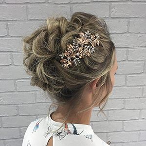 Amore Hair & Beauty Special Occasion Hair Style